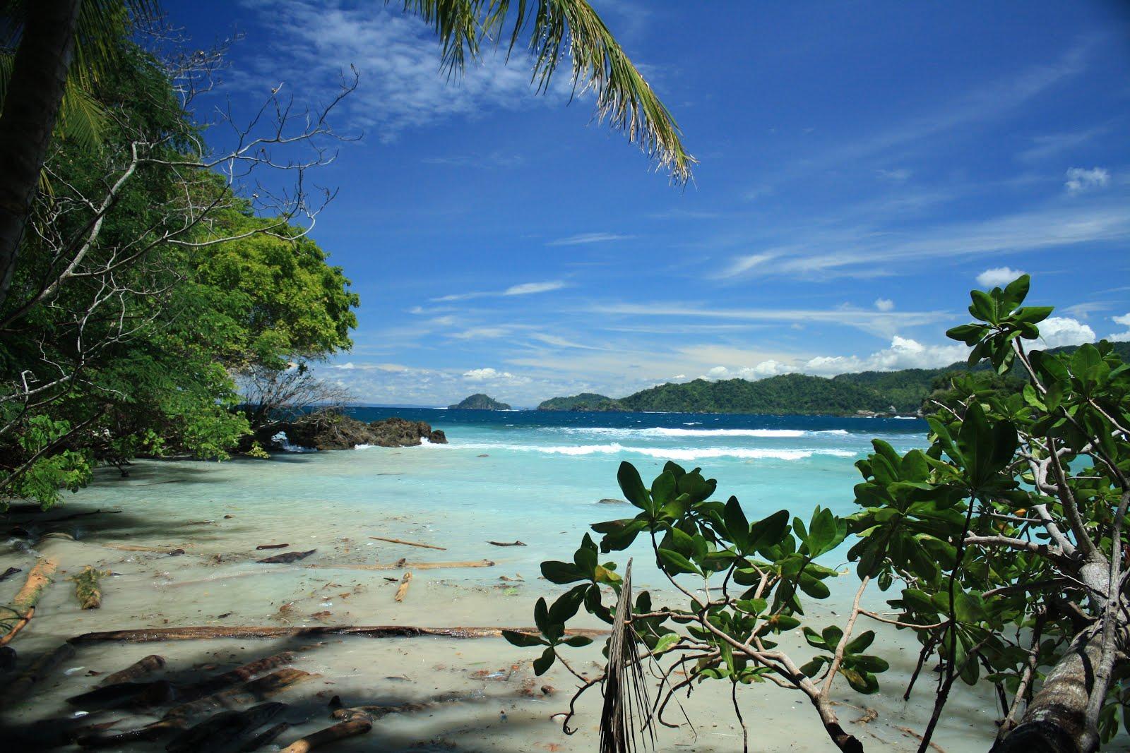 Daftar Wisata Pantai Di Provinsi Lampung - Wisata Keren