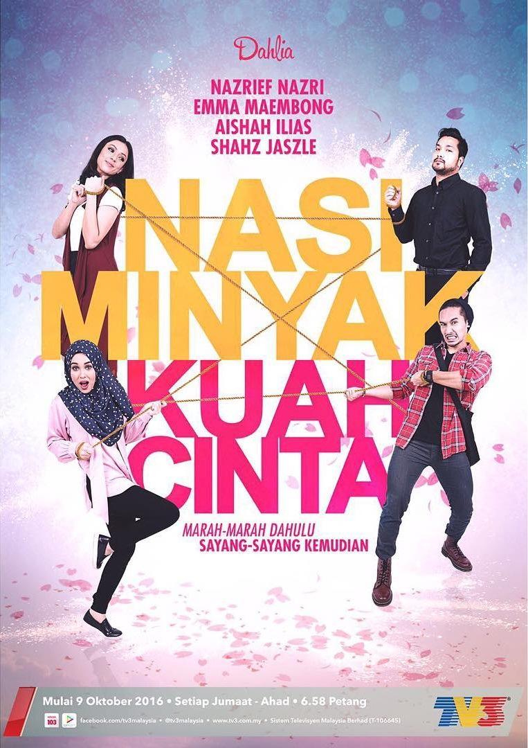 Drama Nasi Minyak Kuah Cinta (TV3)