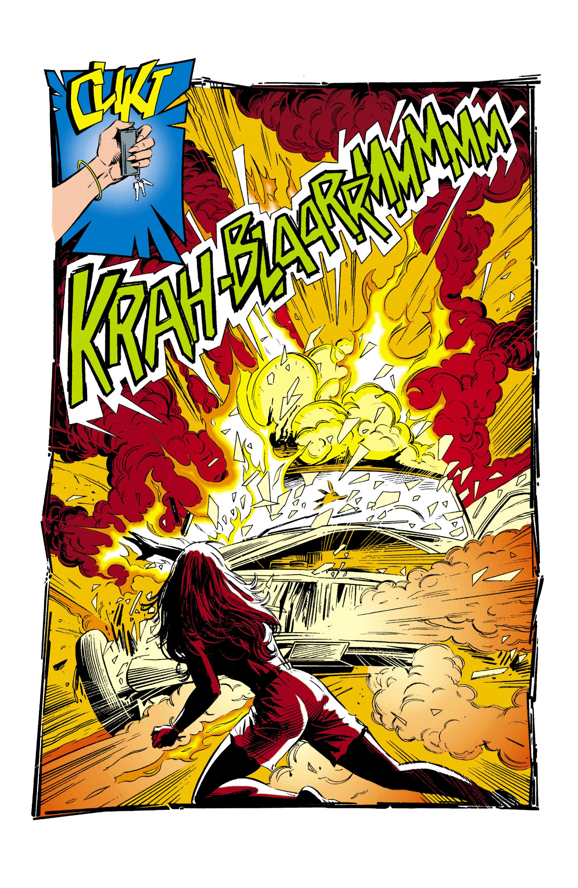 Read online Wonder Woman (1987) comic -  Issue #97 - 23