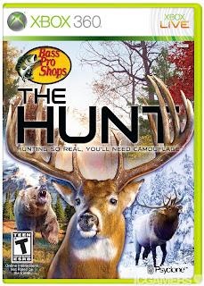 Bass Pro Shops: The Hunt (X-BOX360) 2010
