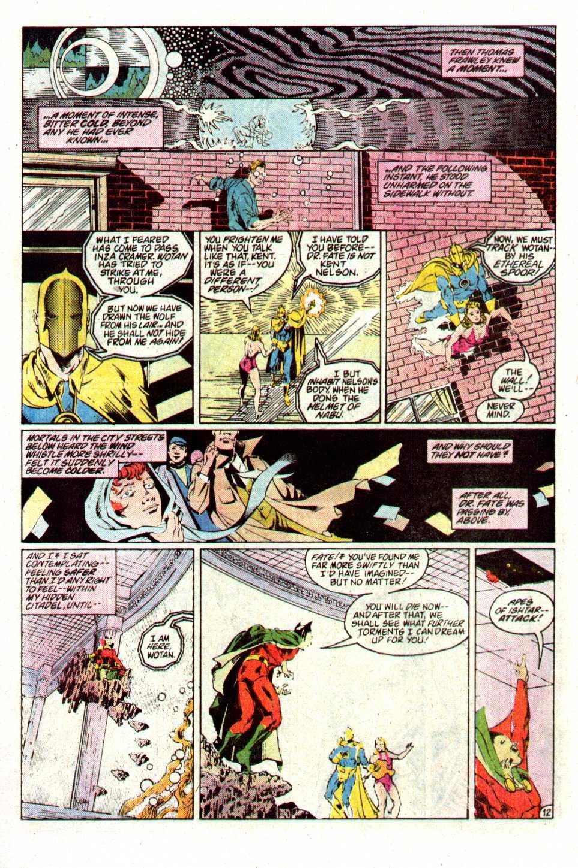 Read online Secret Origins (1986) comic -  Issue #24 - 32