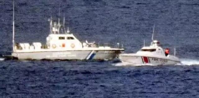 Oι Τούρκοι ισχυρίζονται ότι σκάφος της τουρκικής Ακτοφυλακής «καταδίωξε» σκάφος του Λιμενικού στα Ίμια! (βίντεο)