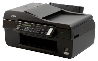 Colour faxing Ethernet connectivity for maximised savings One printer  Epson Stylus Office TX510FN Driver Downloads
