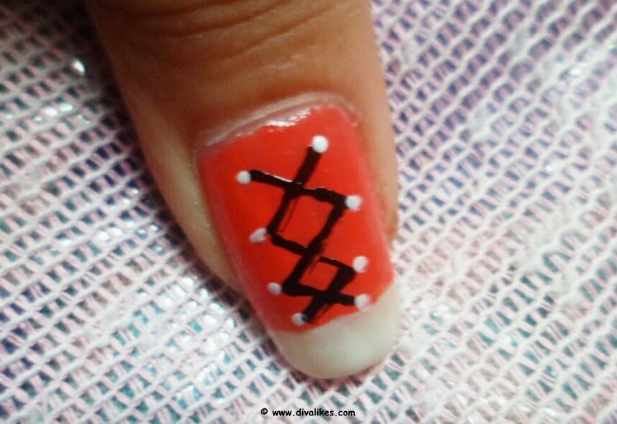 f53173f77dcb Let everything dry and then paint your nails with the top coat.
