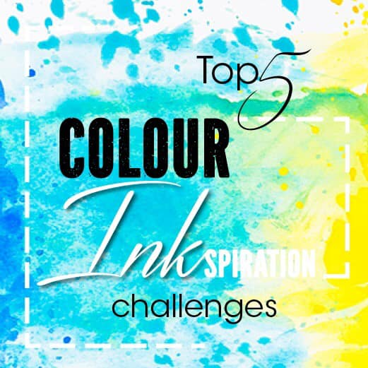 Top 5 Colour INKspiration Challenges