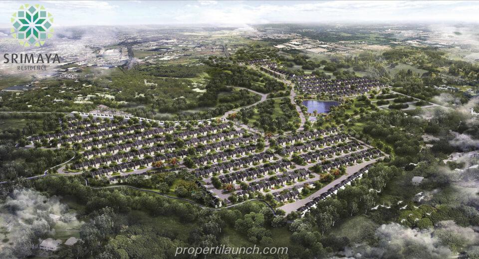 Srimaya Residence Bekasi