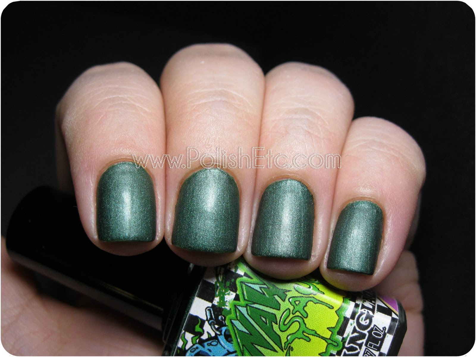 ManGlaze Nawesome Sauce Swatches and Review. - Polish Etc.