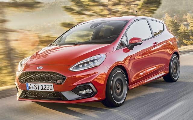 novo Ford Fiesta 2019 ST