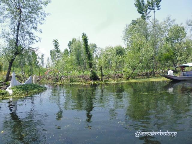 Budget perjalanan ke Kashmir