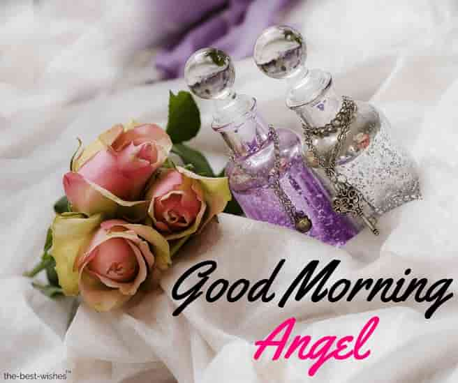 good morning angel best images