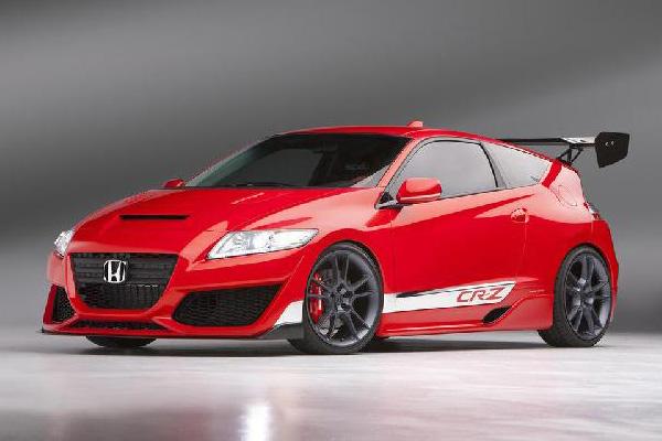 Honda Cr Z Type R Hybrid Concept Car