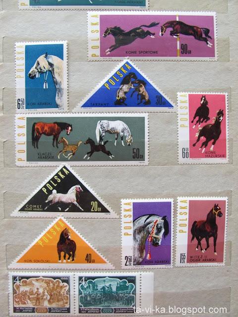марки Польша