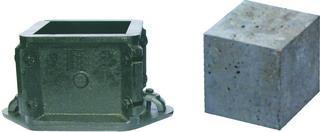 Concrete Cube Testing