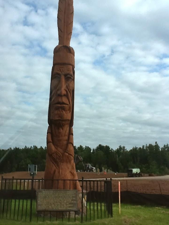 Whispering Giant in Minnesota