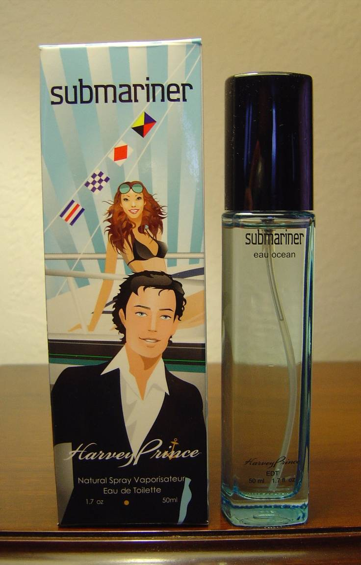 Harvey Prince Submariner fragrance