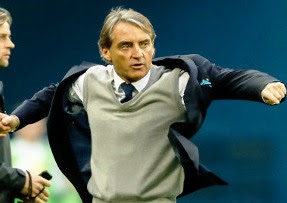 Roberto Mancini ready to become Italy new coach