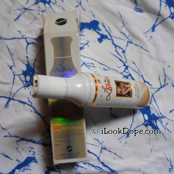 Lite & lovely, lite n lovely, light & lovely, light and lovely, lite 'n'lovely essential maxitoner moisturizing skin beautifying lotion review, about, comments, reviews, ingredients, safe, price, usage guide, where to buy, i look dope with chris konor, ilookdope.com