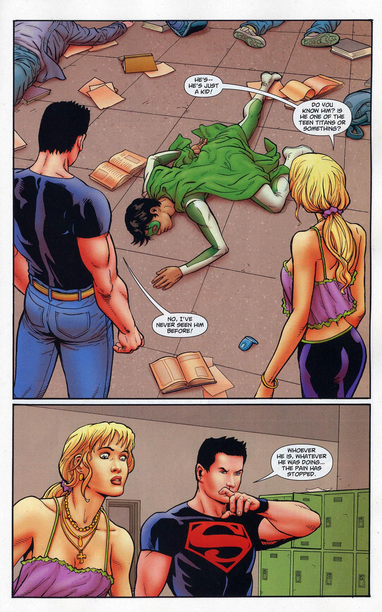 Superboy [I] Issue #3 #3 - English 22
