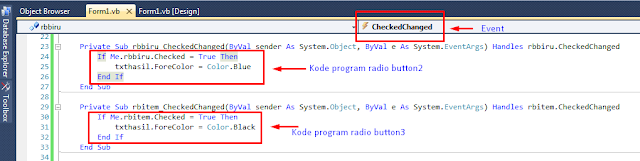 contoh program radiobutton pada visual basic