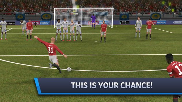 Dream League Soccer 2017 (Mod Money)