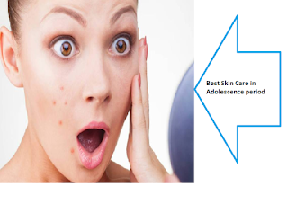 Best Skin Care in Adolescence period