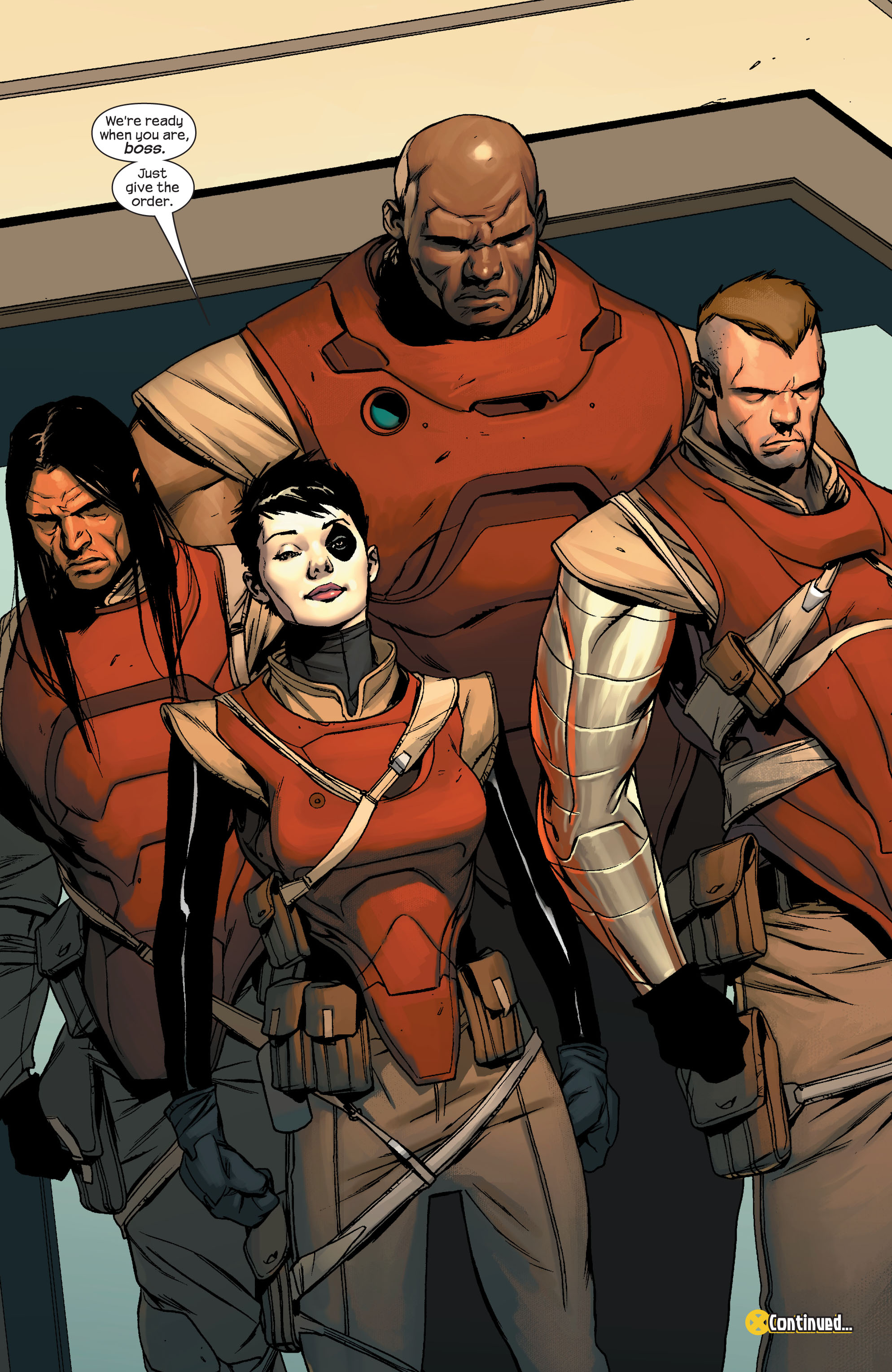 Read online Ultimate X-Men comic -  Issue #76 - 23