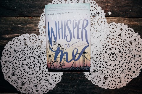 Review: Whisper To Me by Nick Lake