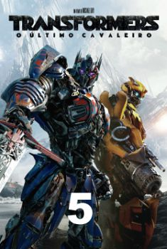 Transformers: O Último Cavaleiro 3D Torrent – BluRay IMAX 1080p Dual Áudio