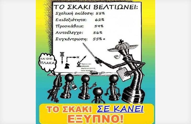 Ξεκίνησαν οι εγγραφές στα τμήματα Σκάκι του Εθνικού Αλεξανδρούπολης