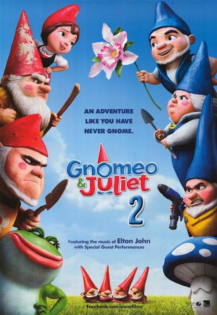 Gnomeo & Juliet Sherlock Gnomes Full Movie Free HD Download