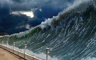 Μεγάλος ΚΙΝΔΥΝΟΣ για ελληνικό νησί – Ανησυχία για τσουνάμι