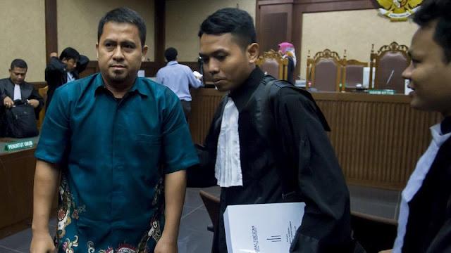 Kasus Penyuapan Panitera PN Jakarta Rohadi, Saipul Jamil Divonis 2 Tahun Penjara