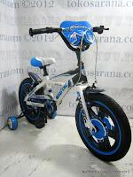 Sepeda Anak Exotic 16-9980 Sport Bike Dop Bintang 16 Inci