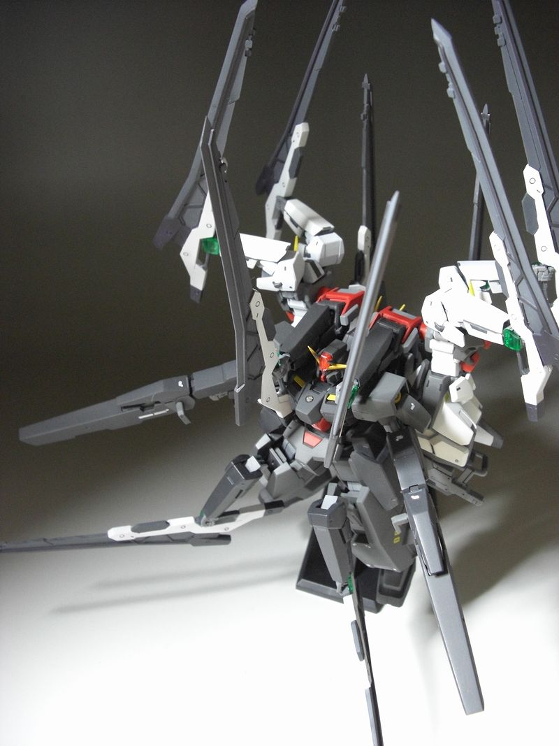 custom build  hg 1  144 seravee gundam xn gnhw  3g