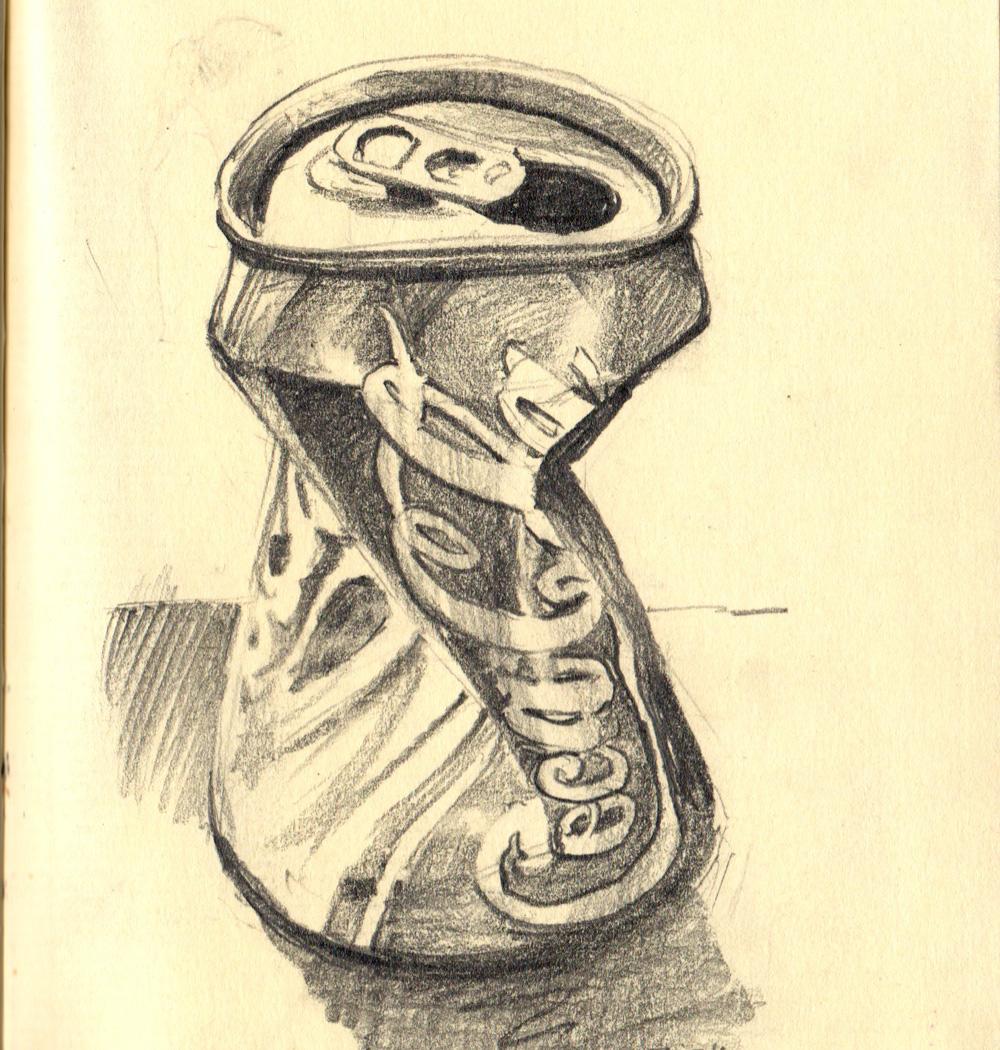 gurney journey  please don u0026 39 t take my coke can