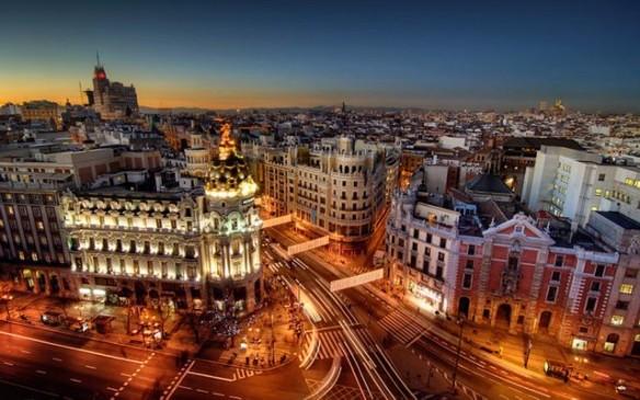 O que fazer à noite em Madri
