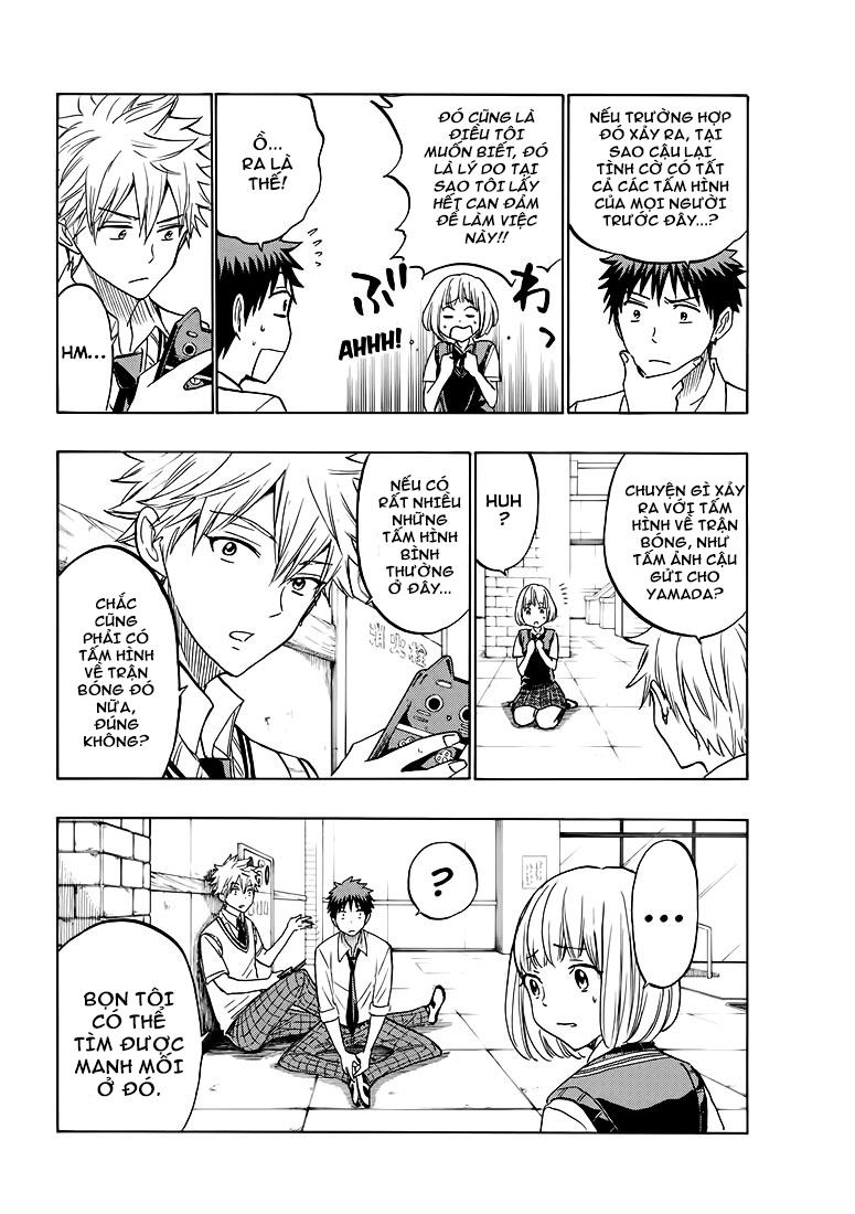 Yamada-kun to 7-nin no majo chap 209 Trang 8 - Mangak.info
