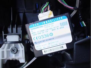 Car Alarm Wiring Diagram Toyota Trailer Nz Koon Seng Locksmith: Myvi Ecu Immobilizer Box Re-flash / 防盗盒再生