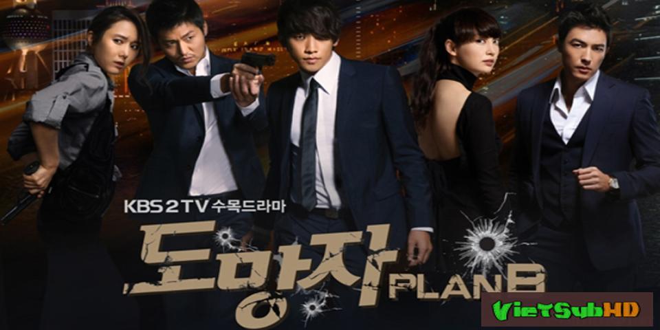 Phim Kế Hoạch B Hoàn tất (20/20) Lồng tiếng HD | The Fugitive Plan B 2010