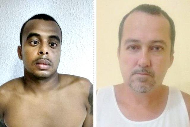 Baixinho e Zarolho são apontados como principais suspeitos de assalto em JP, Hoje 07/01
