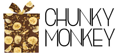 Chunky Monkey Chocolate Bark Recipe - gluten free, easy holiday recipes, food gift ideas, easy handmade gifts, DIY hostess gifts, gourmet homemade chocolates