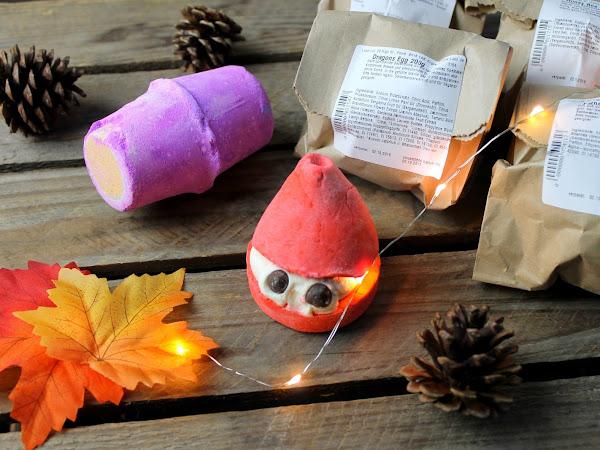 LUSH Kerst Shoplog