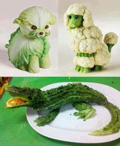 Deco Sayur-sayuran