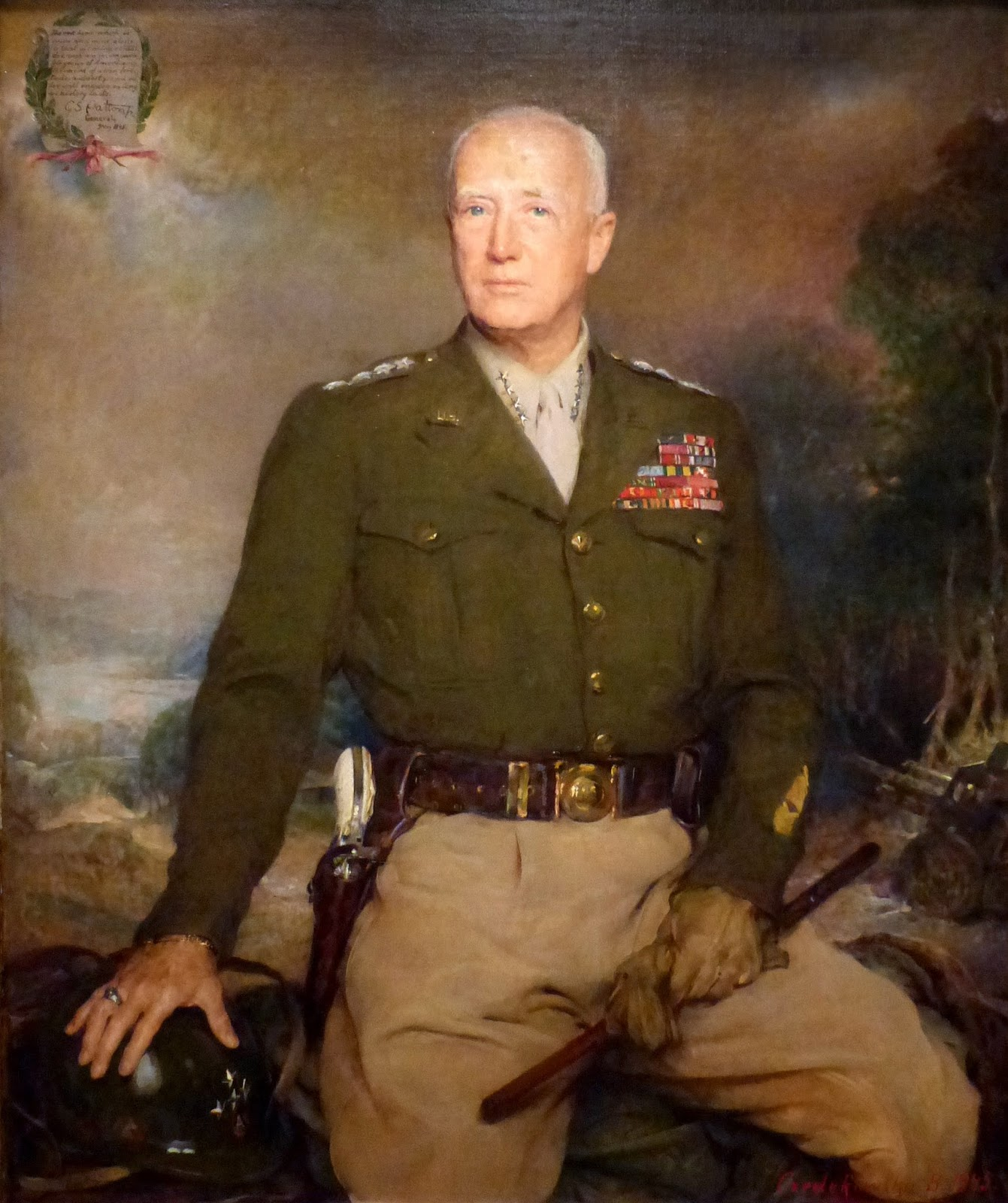 general george s patton jr 2 essay Get access to general george s patton essays only from anti essays listed results 1 - 30 get studying today and get the grades you want only at.