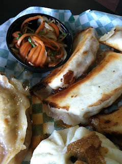 Steams and Treats Potstickers Marianne's Kitchen