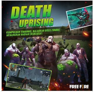 Mode Zombie dan Fitur baru Segera Hadir pada update terbaru Free fire