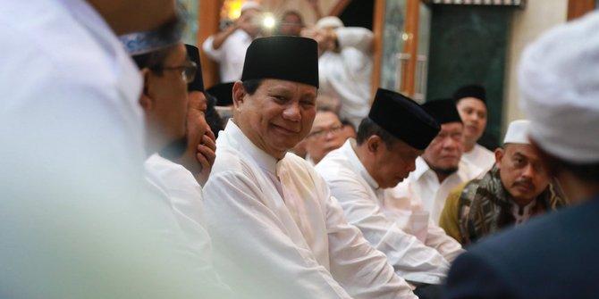 Prabowo Ditantang Jadi Imam Sholat dan Baca Al-Fatihah