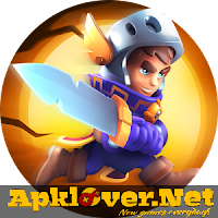Nonstop Knight MOD APK unlimited money