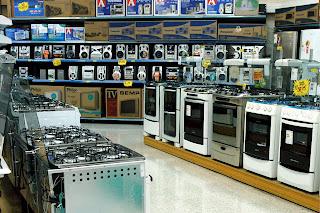 Descontos em eletrodomésticos 2011