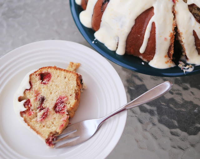cranberries_oranges_pound_cake_ homemade